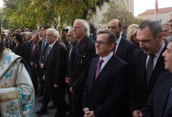 Πάτρα - Διονύσης Πλέσσας και Παναγιώτης Μελάς στις εκδηλώσεις για τον Πολιούχο! (φωτο)