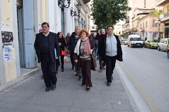 Πάτρα: Στα Δικαστήρια σήμερα ο Δήμαρχος (pics)