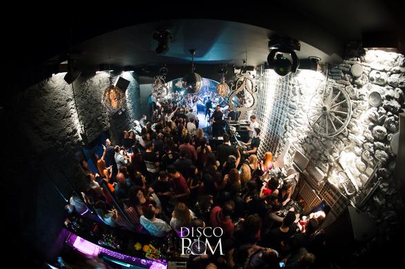 Οι Onirama ξεσήκωσαν το Disco Room!