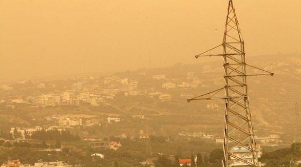Πνίγηκε στη σκόνη η Κύπρος
