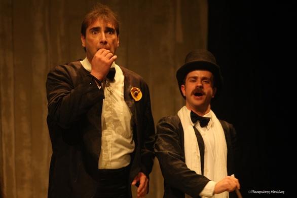 """""""Η Τρελλή του Σαγιό"""" στο Θέατρο Μπάρρυ"""