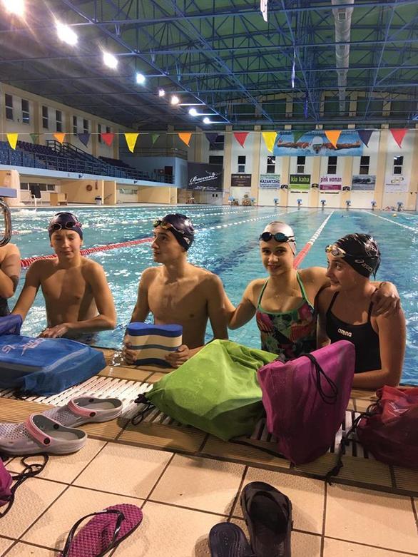 ΝΟΠ: Στην Πτολεμαΐδα για προετοιμασία η ομάδα κολύμβησης (pics)