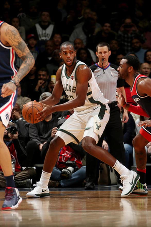 NBA: Μαγικά Αντετοκούνμπο με Ουίζαρντς! (pics)