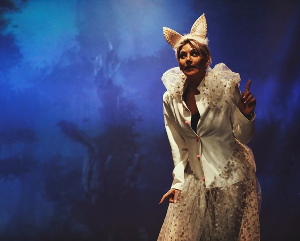 """Μusical """"Αlice"""" στα κινηματοθέατρα Λ. Κωνσταντάρας & Ρ. Βλαχοπούλου"""