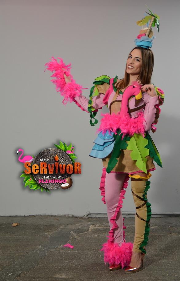 Group 9: Servivor - Στο νησί των flamingo