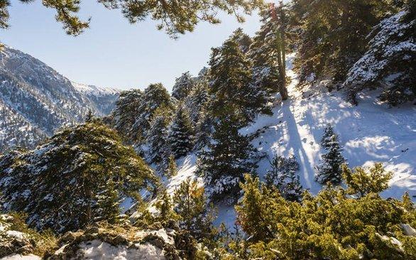 Γνωριμία με το βουνό της Πελοποννήσου, όπου γεννήθηκε ο αγγελιοφόρος των θεών! (φωτο+video)
