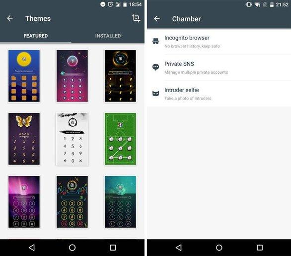 AppLock - H εφαρμογή που δεν πρέπει να λείπει από κανένα Android κινητό!