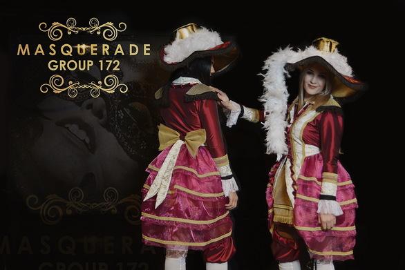 Group 172: Masquerade