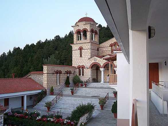 Ιερά Μονή Μαλεβής - Ανακαλύψτε ένα από τα ιστορικότερα μοναστήρια της Πελοποννήσου (pics)