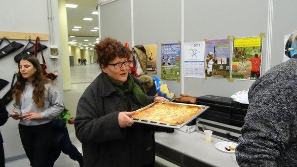 Την Πρωτοχρονιάτικη Πίτα του έκοψε ο σύλλογος Τοξοβολίας Α.Σ. Γλαύκος Πατρών (pics)