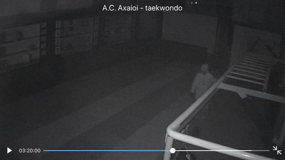 Πάτρα: Διέρρηξαν τη σχολή Taekwondo Α.Σ. Αχαιοί (pics)