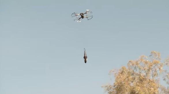 Delivery καφέ με… drone από κατάστημα της Πάτρας - Δείτε το βίντεο