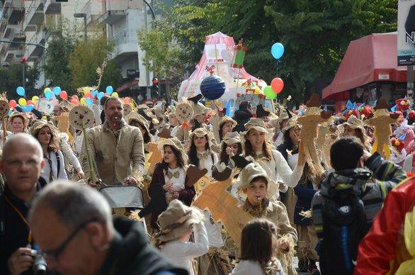 Πάτρα: Τι πρόκειται να δούμε στην μεγάλη παρέλαση του Καρναβαλιού των μικρών