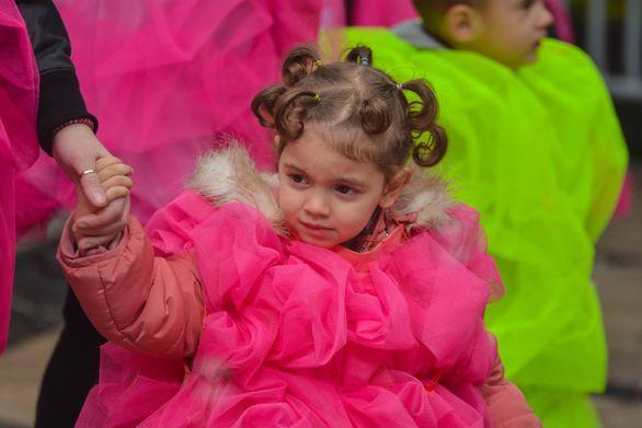 Highlights από την παρέλαση του καρναβαλιού των μικρών της Πάτρας - Δείτε φωτογραφίες