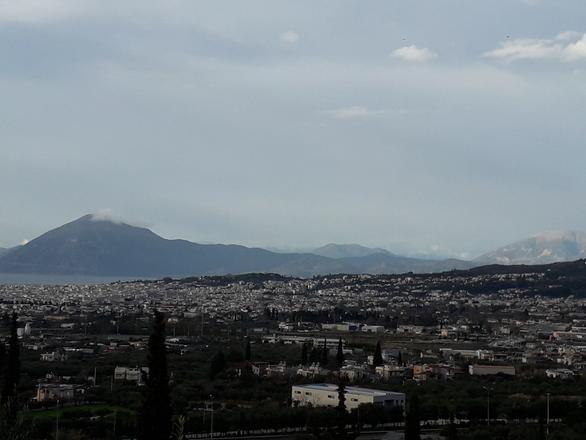 H θέα της Πάτρας… από το Κεφαλόβρυσο (pics)