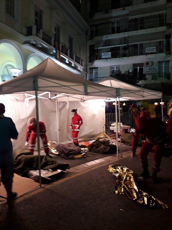 Πάτρα: Δεκάδες περιστατικά μέθης αντιμετώπισε ο Ερυθρός Σταυρός στην νυχτερινή ποδαράτη