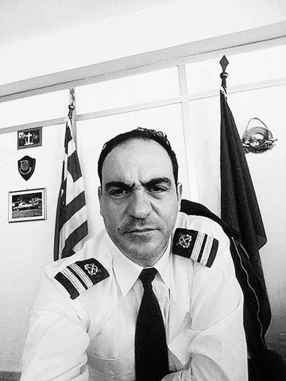 Μιχάλης Κωστάκης – Πρόεδρος Ένωσης Προσωπικού Λιμενικού Σώματος Αχαΐας
