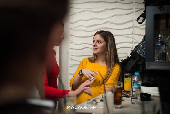 Greek Night at Macao Rf Street 19-02-18