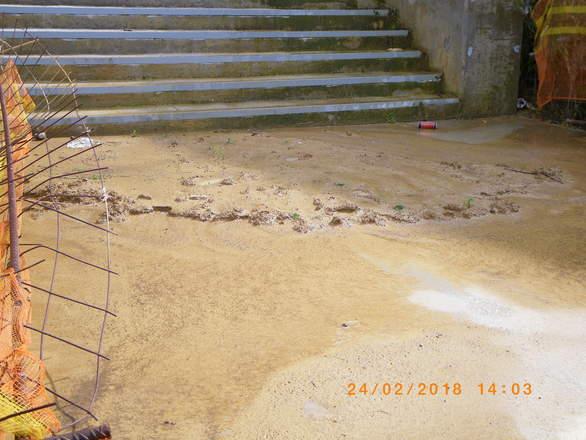 Πάτρα: Aντιδράσεις για το έργο της αντιδρόμησης των οδών Κορίνθου και Κανακάρη (pics)
