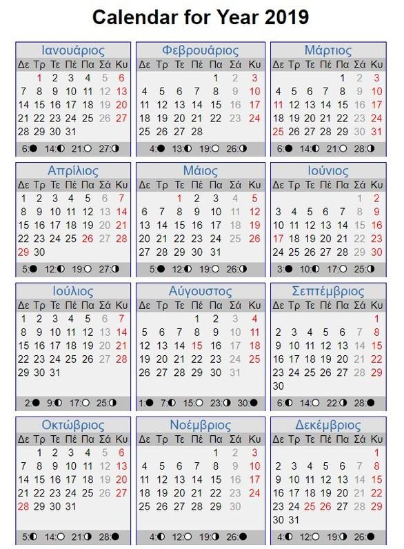 Πότε πέφτει το Πατρινό Καρναβάλι του 2019; Όλες οι ημερομηνίες