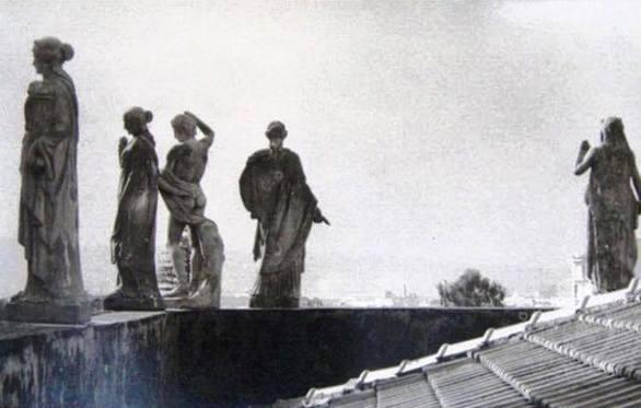 Τα αγάλματα που κάποτε «έβλεπαν» τα Ψηλά Αλώνια!
