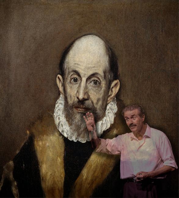 """""""Αναφορά στο Γκρέκο"""" - Το τελευταίο έργο του Νίκου Καζαντζάκη στο ΔΗΠΕΘΕ Πάτρας!"""