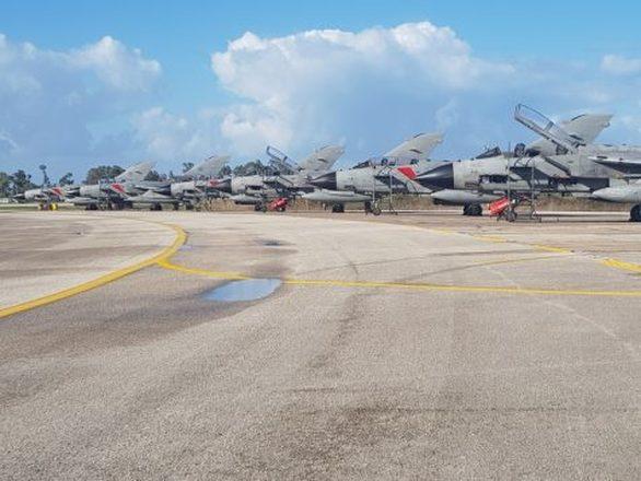 Δυτική Ελλάδα: Σε εξέλιξη η πολυεθνική άσκηση «Ηνίοχος» της Πολεμικής Αεροπορίας (pics+video)