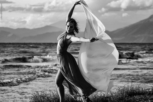 Καλομοίρα Κοντογιώργη - Η 26χρονη που όταν χορεύει, μοιάζει να βγαίνει από όνειρο (pics)