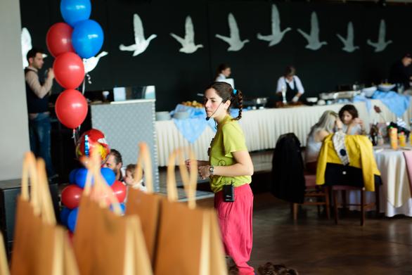 Όλα ήταν υπέροχα στο παιδικό πάρτι του Παναγιώτη Ρουμελιώτη (pics)