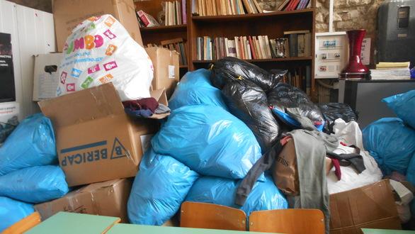Πάτρα - Ένα σχολείο εθελοντισμού και αλληλεγγύης για μετανάστες χωρίς «χαρτιά»! (pics)
