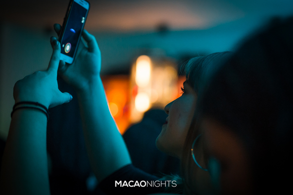 Greek Night at Macao Rf Street 19-03-18