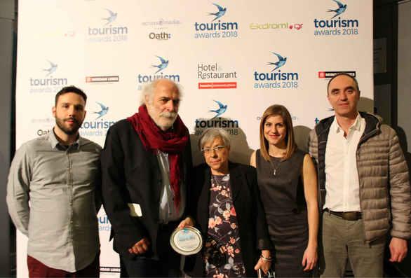 Βραβείο για τα Οινοξένεια στα Tourism Awards 2018!