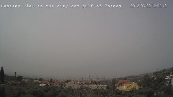 """Μας """"πνίγει"""" η σκόνη στην Πάτρα - Ο καιρός για τις επόμενες ώρες (pics)"""
