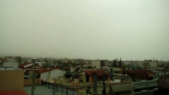 Πάτρα: Η σκόνη έστειλε πολλούς για εξετάσεις στο νοσοκομείο