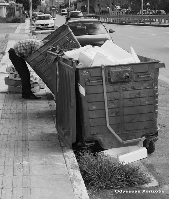 Πόσοι είναι οι άστεγοι στην Πάτρα; Εικόνες που σοκάρουν στην πόλη της φτώχειας!