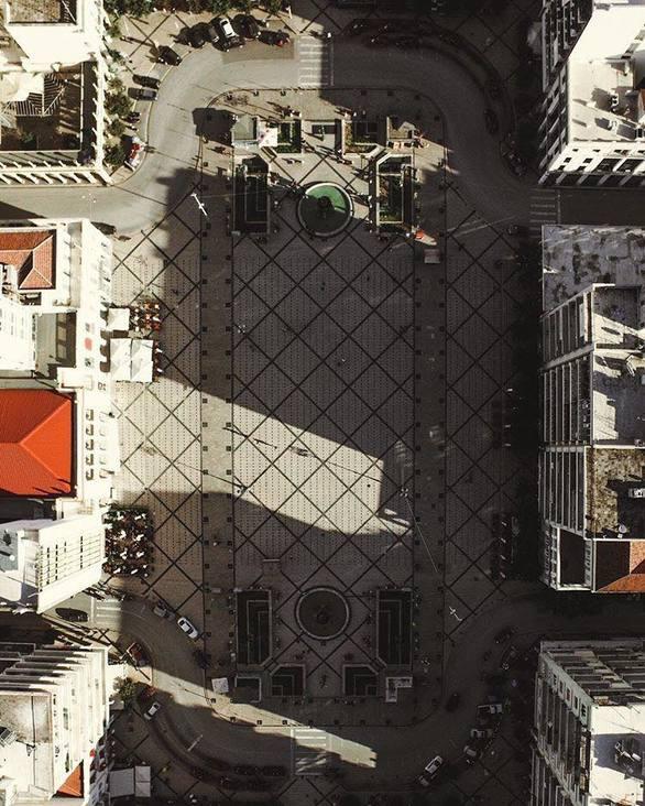 Από ψηλά είναι μαγικά! - Εντυπωσιακές λήψεις σε διάφορα μέρη της Πάτρας (pics)