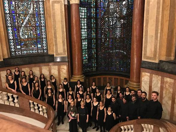 Πασχαλινή Συναυλία της Cantalena τον Καθολικό Ι.Ν. Αγίου Ανδρέα