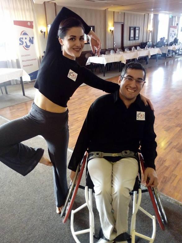 Ο Πατρινός που αποδεικνύει στην πράξη ότι η αναπηρία δεν είναι εμπόδιο για την ζωή (pics)