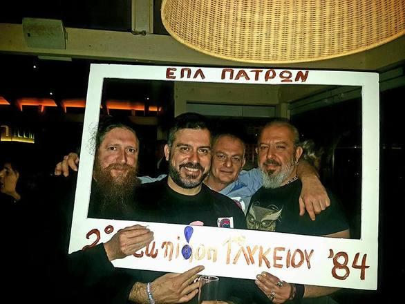 Το 2ο Reunion των αποφοίτων του Πολυκλαδικού Λυκείου της Πάτρας, είχε έναν ιερό σκοπό! (pics)