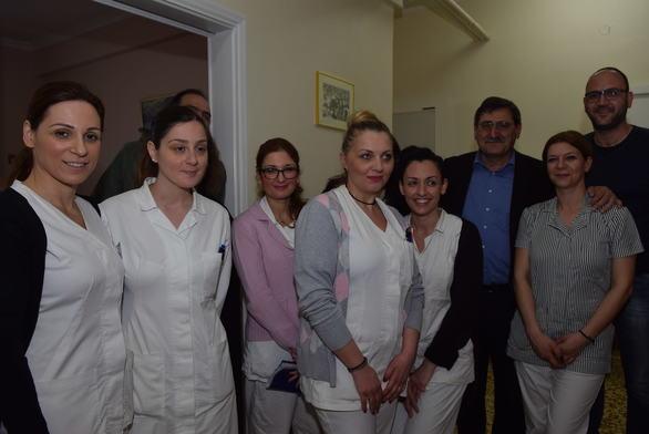 Ο Κώστας Πελετίδης επισκέφθηκε ιδρύματα της Πάτρας (φωτο)