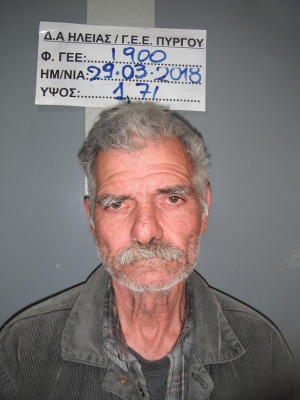 Ηλεία: Aυτός είναι ο 67χρονος που ασελγούσε σε ανήλικο (pics)