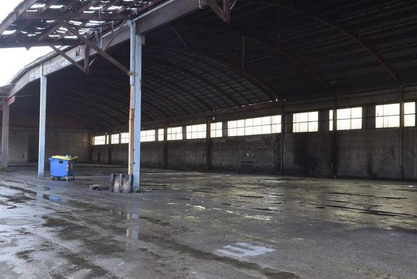 Πάτρα - Καθαρίστηκε ο χώρος της ΑΒΕΞ (φωτο)