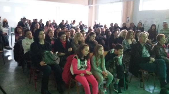 Στο Σχολείο Δεύτερης Ευκαιρίας στο Ζαβλάνι, για δασκάλους και μαθητές