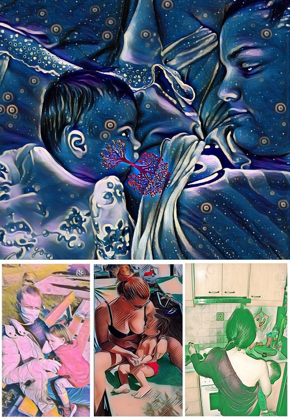 Το νοσοκομείο της Πάτρας παράδειγμα προς μίμηση με πραγματικά έργα τέχνης στους διαδρόμους του (φωτο)