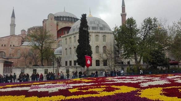 """Πατρινός πήγε στην Βασιλεύουσα εν μέσω προκλήσεων του """"σουλτάνου"""" Ερντογάν (pics)"""