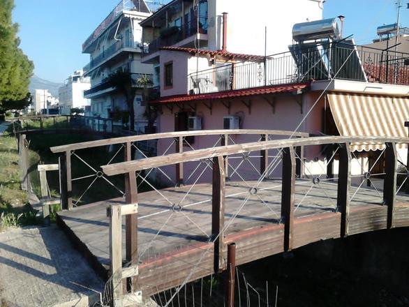 Πάτρα - Tα ξύλινα γεφυράκια του Διακονιάρη! (pics)