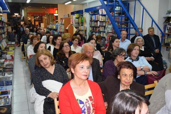 """Με επιτυχία παρουσιάστηκε η ποιητική - εικαστική σύνθεση """"Ανεμώνες Αλκυόνη"""" (pics)"""