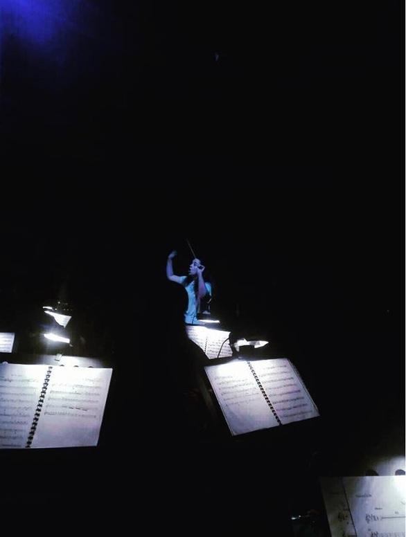 6+3 ερωτήσεις στη μαέστρο Φαίδρα Γιαννέλου του Opera Studio Πάτρας!