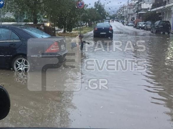 """Πάτρα - Δρόμος για βάρκες η πρώην αφετηρία του """"2"""" στην Ταραμπούρα (pics)"""