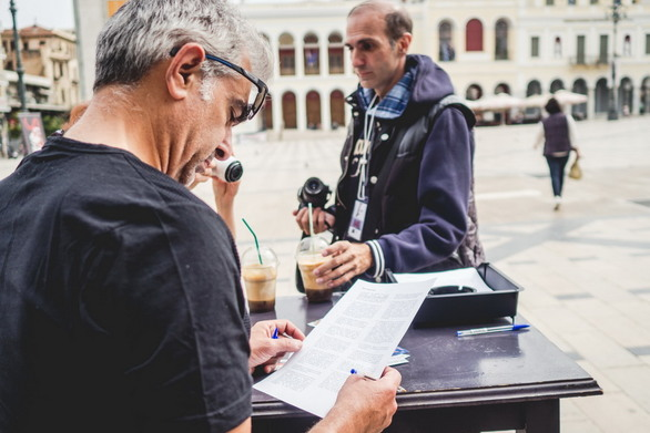 Πάνω από 200 φίλοι της φωτογραφίας, ξεχύθηκαν στην Πάτρα, απαθανατίζοντας τα πάντα (φωτο)